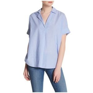 Madewell • Courier Back Button Down Shirt